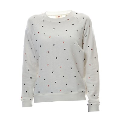 Relaxed Classic - Sweat-shirt - blanc