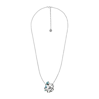 REMINISCENCE Zodiac - Cancer - Collier - argent