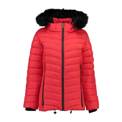 Boodtime - Parka - rouge