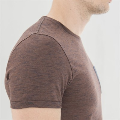 DEVRED T-shirt - marron