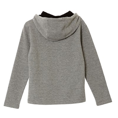 Natif - Sweat à capuche - gris