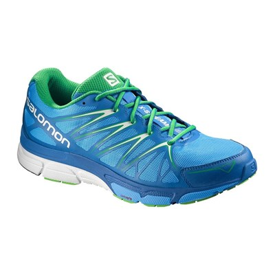 zapatillas Salomon X Scream 3D Calzado de running azul