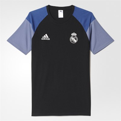 Real de Madrid - T-shirt - noir