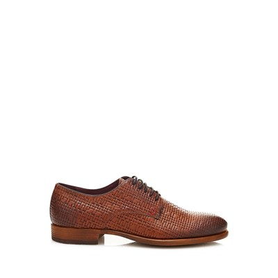 Jackson - Derbies en cuir - marron