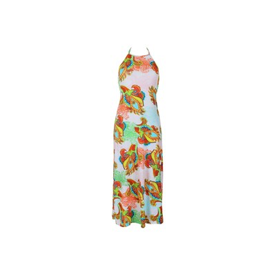 Tropicana - Robe longue - orange