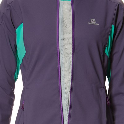 SALOMON Blouson de ski - multicolore