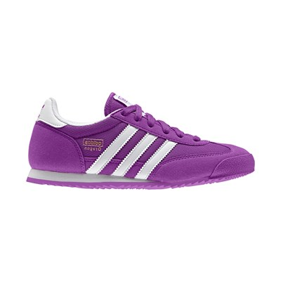 Adidas Originals dragon j - baskets - mauve