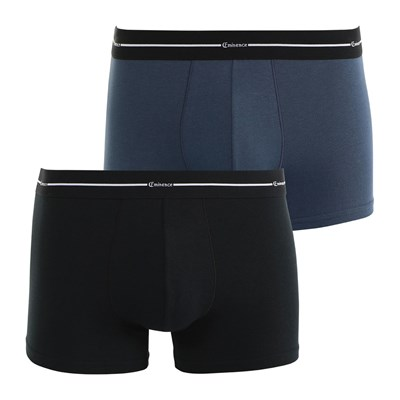 Eminence Black & white - lot de 2 boxers - multicolore