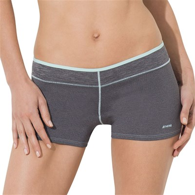 Athena In & out secret de beauté - shorty - gris