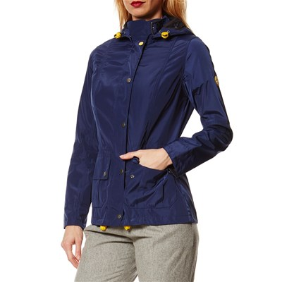 Barbour Seafarer - clove hitch - coupe-vent - bleu