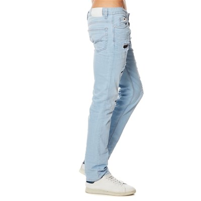 Broze17 - Jean slim - denim bleu