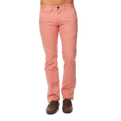 Utility - Neuston Twill - Pantalon chino - rose