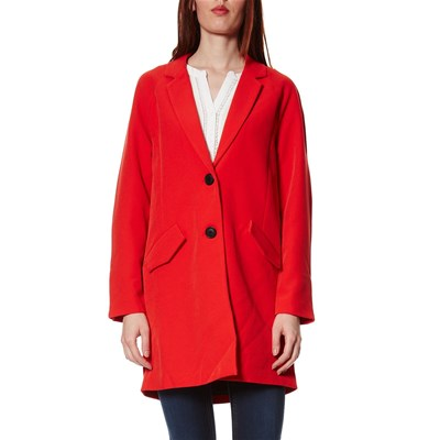 Manteau - rouge
