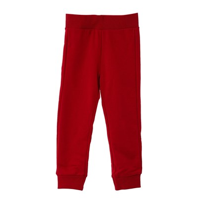 Pantalon jogging - rouge