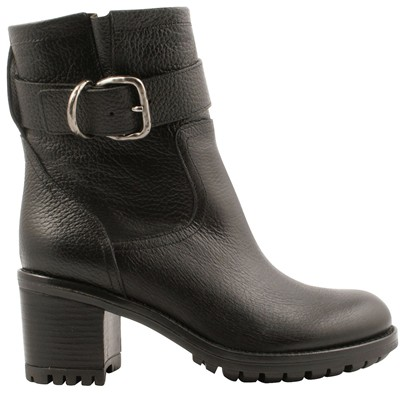 Auxane - Bottines en cuir - noir