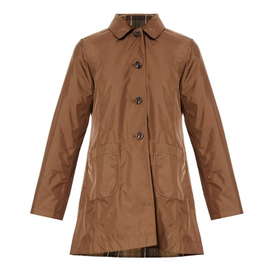 Reversible Derby Mac - Trench réversible - marron