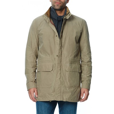 BARBOUR Dress Tartan - Wick - Veste coupe-vent - beige