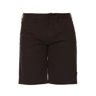 Established - Corby - Bermuda en coton - noir