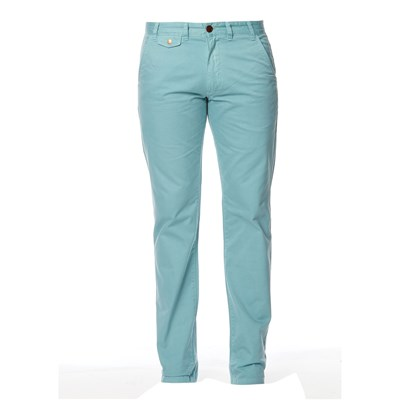 Utility - Neuston Twill - Pantalon chino - bleu