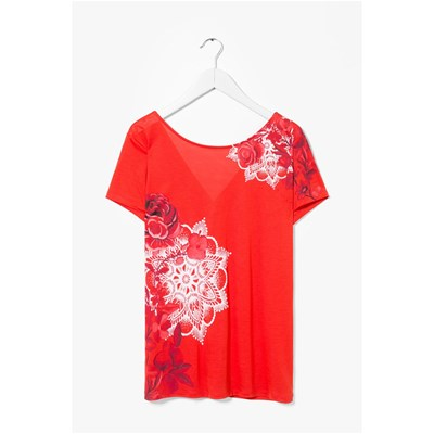 Masi - T-shirt - rouge