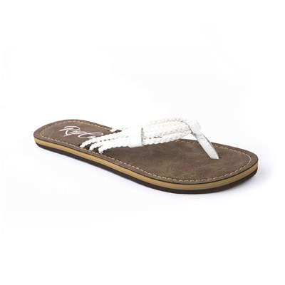 zapatillas Rip Curl Ivy Chanclas blanco