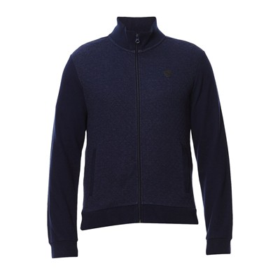 Winer - Sweat-shirt zippé - bleu