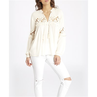 Billabong Blouse - blanc