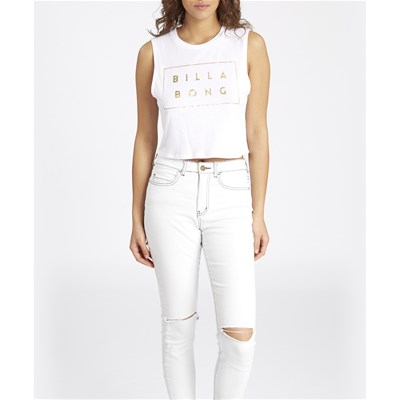 Billabong Top sans manches - blanc