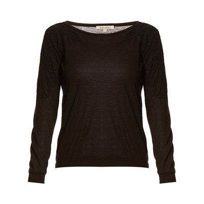 Twen - Sweat-shirt - noir