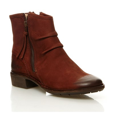 Groove Soft - Boots - marron