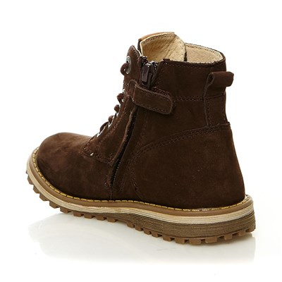 Lucio - Bottines - marron