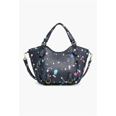 Rotterdam Mini New Splatt - Sac cabas - bleu