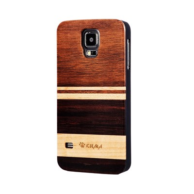 Kuma Galaxy s5 - coque - marron