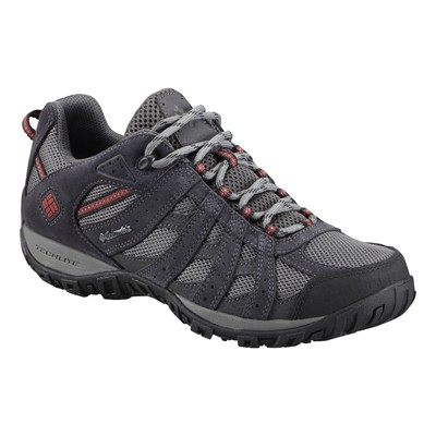 zapatillas Columbia Redmond Waterproof Zapatos de marcha carb?n
