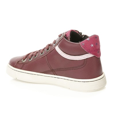 Poolover - Sneakers en cuir - rose
