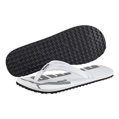 zapatillas Puma Epic Flip V2 Chanclas blanco