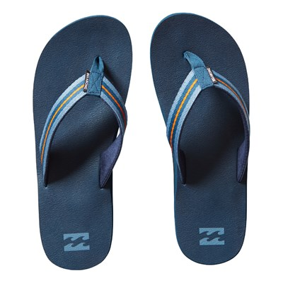 zapatillas Billabong Chanclas azul marino