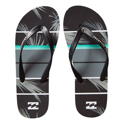 zapatillas Billabong Chanclas negro