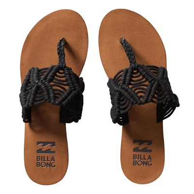 zapatillas Billabong Sandalias negro