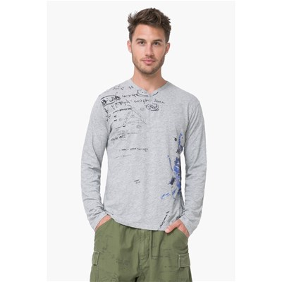 Montgomery - T-shirt - gris