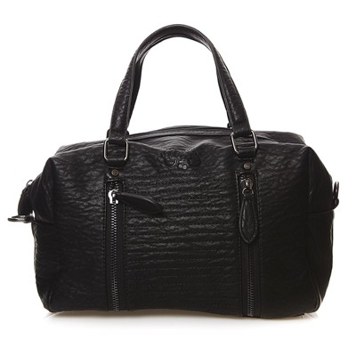 Quilted - Sac à main - noir