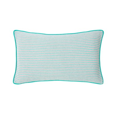 Rivages - Coussin rectangulaire - multicolore