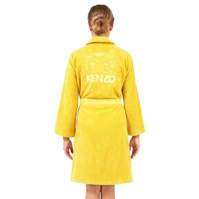KZ Iconic - Peignoir - jaune