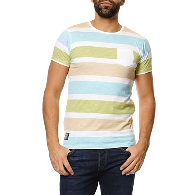 Striper-E - T-shirt - multicolore