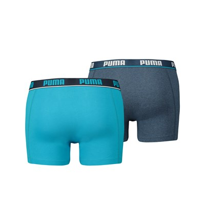 New Waistband - Lot de 2 boxers - bleu