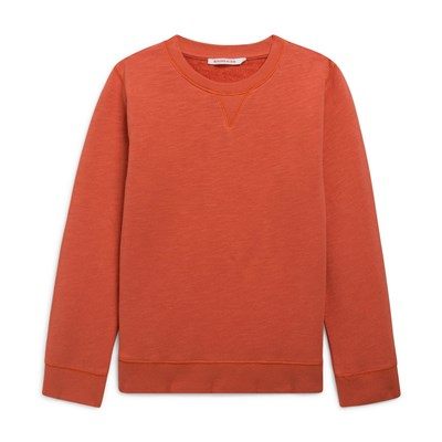 Sweat-shirt - mandarine
