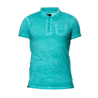 Verde Hope Aritmetic N Courtes Manches Polo Life qgfanqY