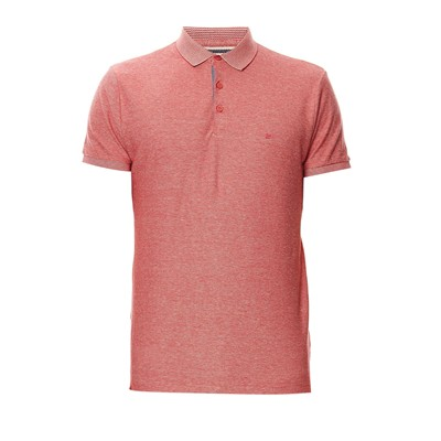 Refined Polo - Polo - rouge
