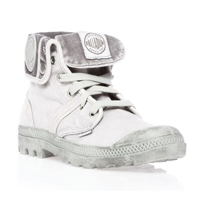 Baggy - Chaussures montantes - Blanc