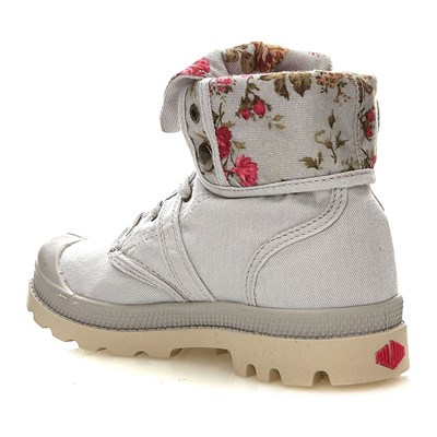 PALLADIUM BAGGY - Boots - gris clair